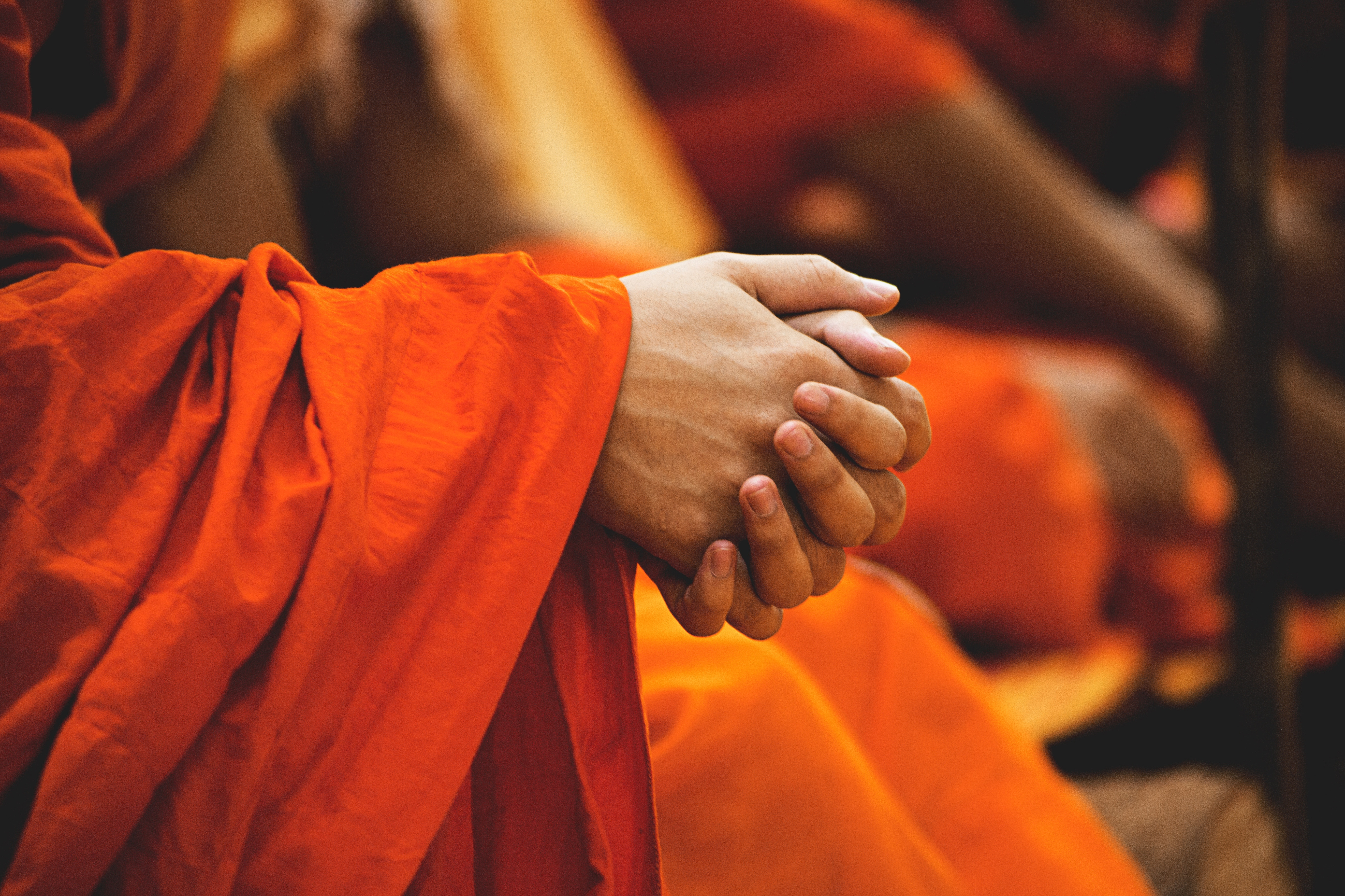 What you can learn about happiness from a Buddhist Monk