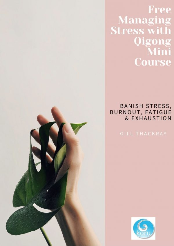 Free Managing Stress with Qigong Ebook